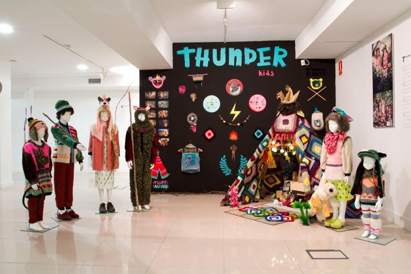 """Martha Ferrer """" Thunder"""""""