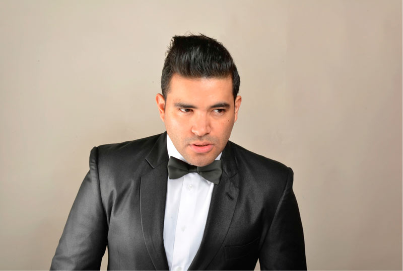 Alejandro Medrano, Director de Fashion Week Honduras