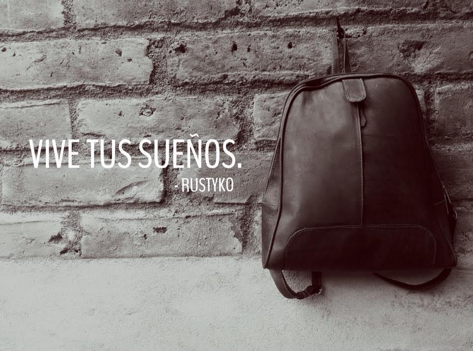 Rustyco : Estos bolsos de cuero están diseñados con un concepto minimalista fusionados con elementos y ambientes orgánicos.
