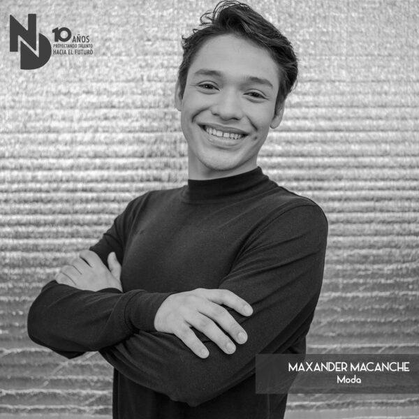 Maxander Macanche