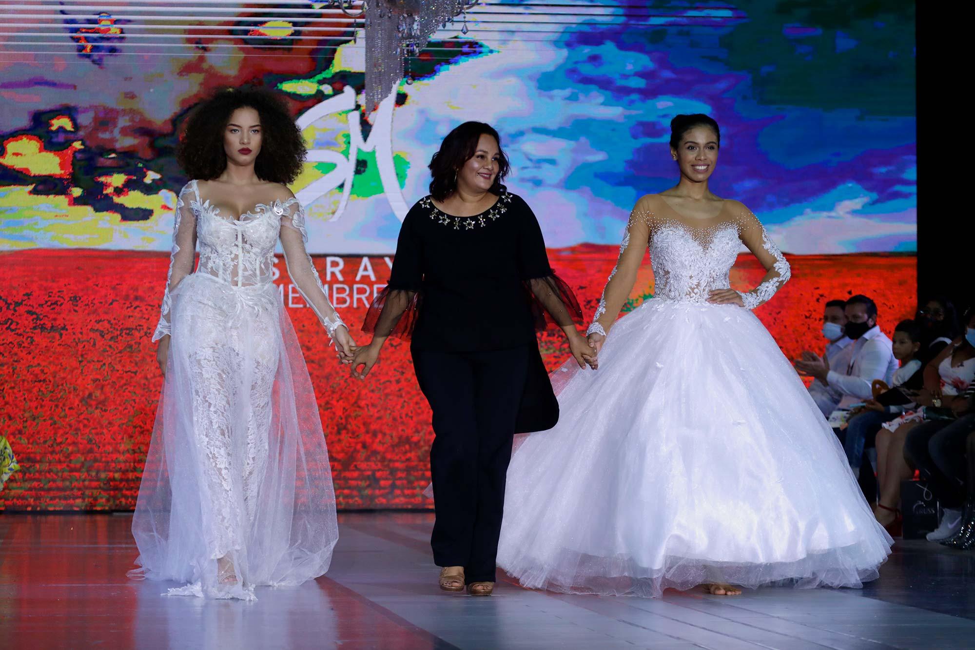 Diseñadora de moda Soraya Membreño