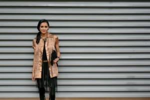 Fashion Blogger Atenas Hernandez